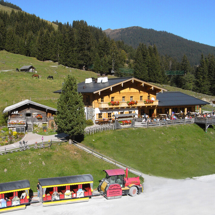 Die Lindling Alm | © gesa.mt Marketing