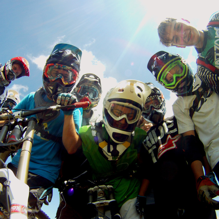 The GoPro group | © The Gap / Michael Gölles