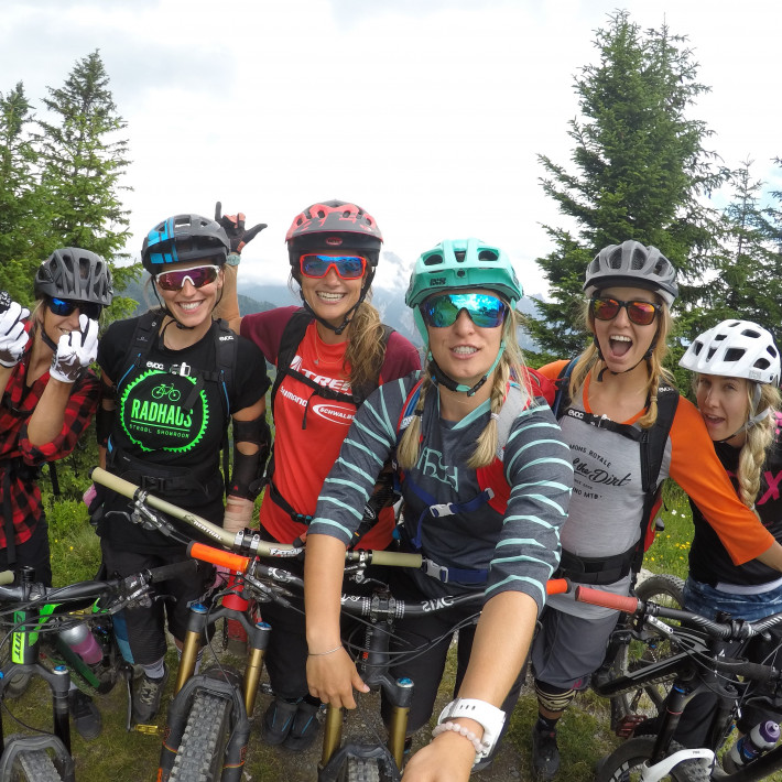 Two Stoked Girls Bike Camp | © Spielberghaus