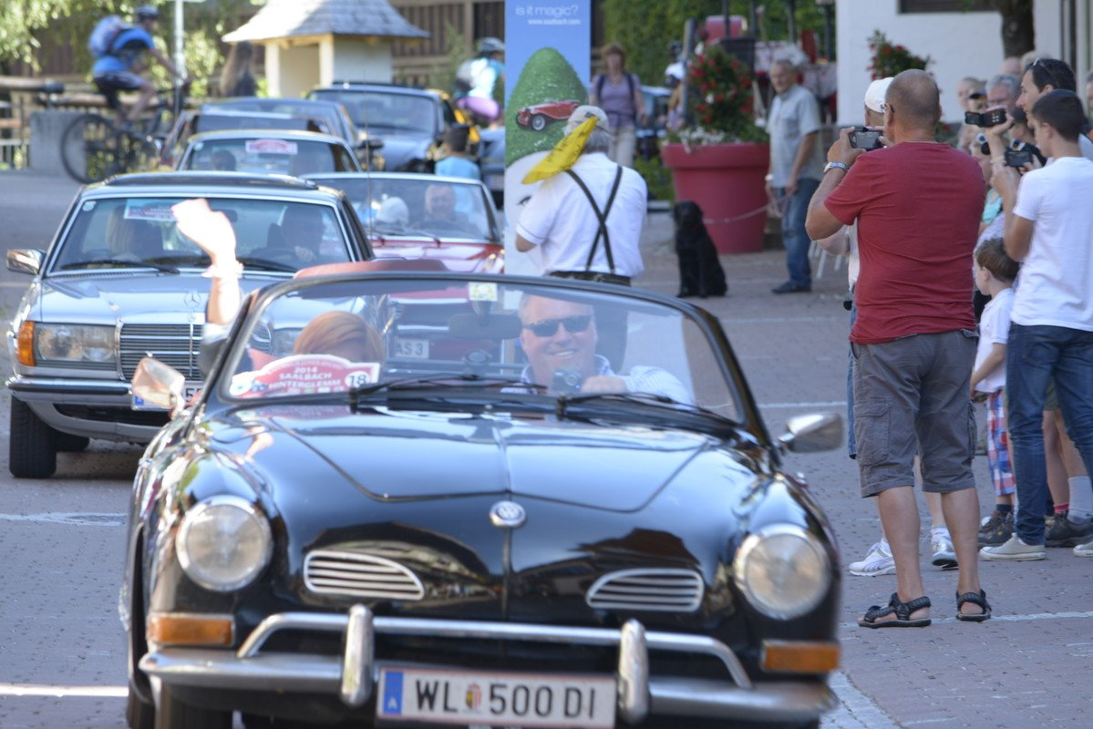 12. Glemma Oldtimer Meeting | Events in Saalbach Hinterglemm