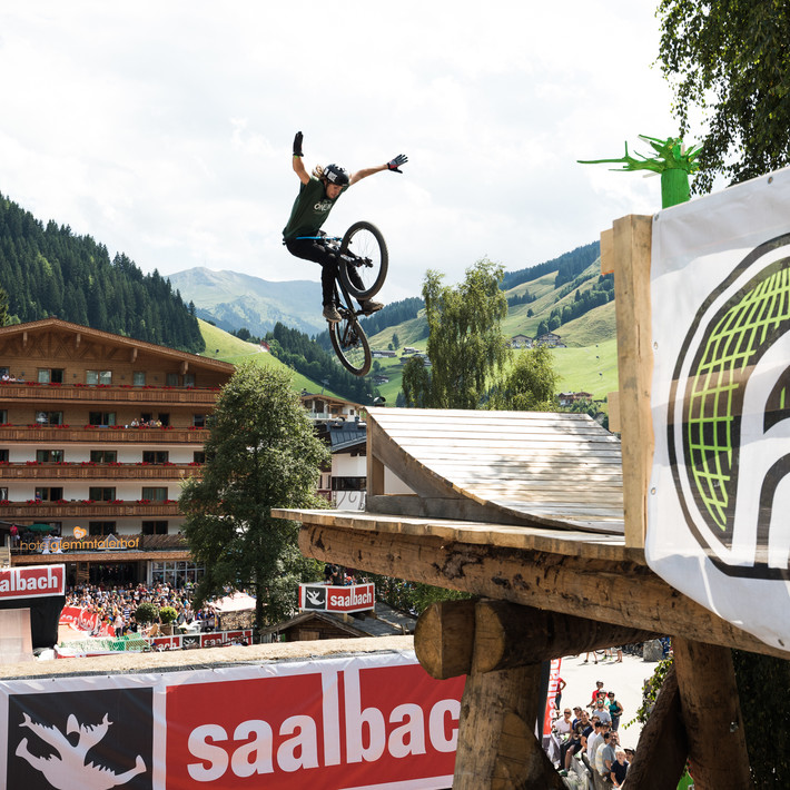 GlemmRide Slopestyle FMB Gold | © Tom Bause / saalbach.com
