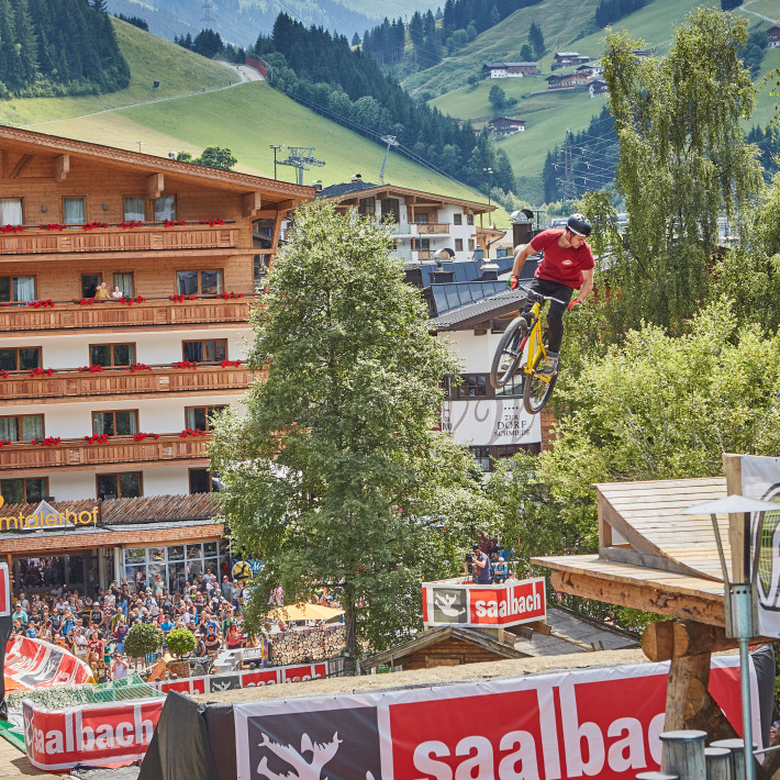 FMB Gold Slopestyle | © Daniel Roos / saalbach.com