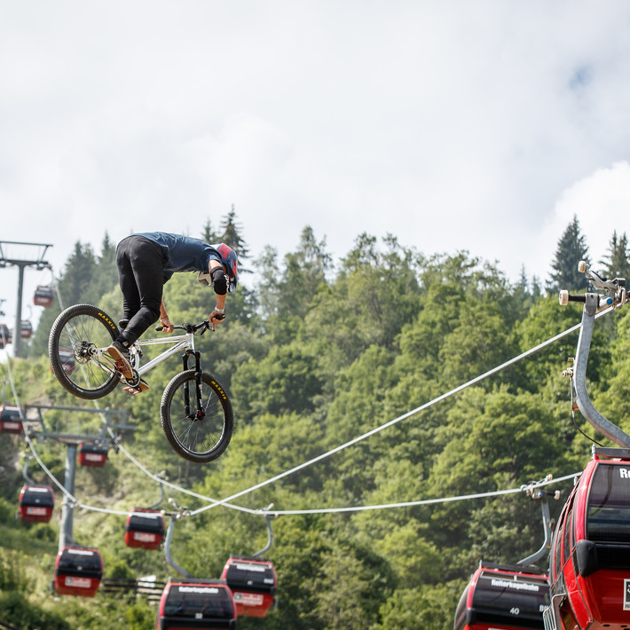 FMB Gold Slopestyle GlemmRide 2019 | © Erwin Haiden / saalbach.com