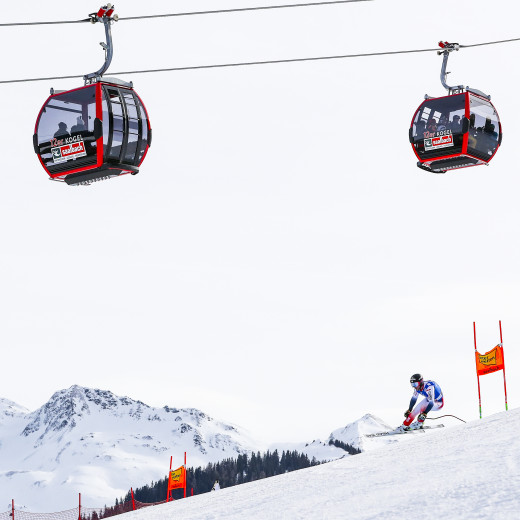 Skiweltcup Saalbach 2020 | © GEPA Pictures