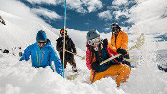 Snow & Alpine Awareness Camps  | © SAAC / Terragraphy