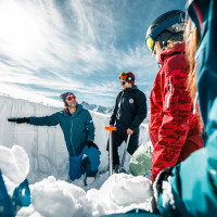 Snow & Alpine Awareness Camps  | © SAAC / Max Draeger