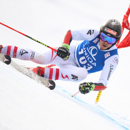 FIS Ski Weltcup Saalbach - Manuel Feller | © GEPA Pictures - Christian Walgram