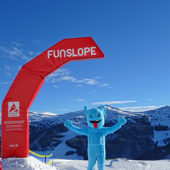 Welcome to the Funslope | © saalbach.com/QParks