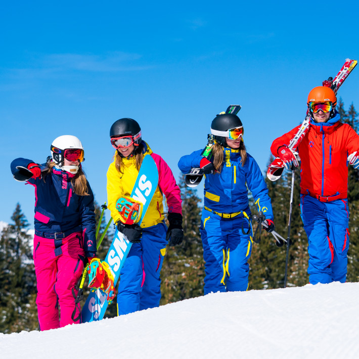 Dutchweek Saalbach 2019 // ski & fun in the sun | © MNO Photo / Dutchweek.nl