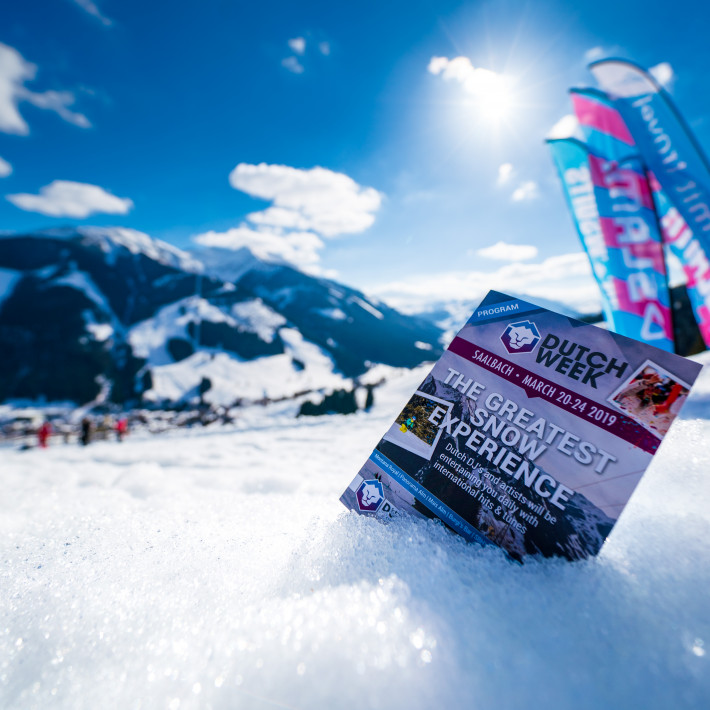 Dutchweek Saalbach 2019 // THE GREATEST SNOW EXPIERIENCE | © MNO Photo / Dutchweek.nl