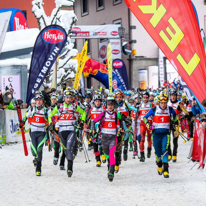 Start Mountain Attack 2019 | © wildbild