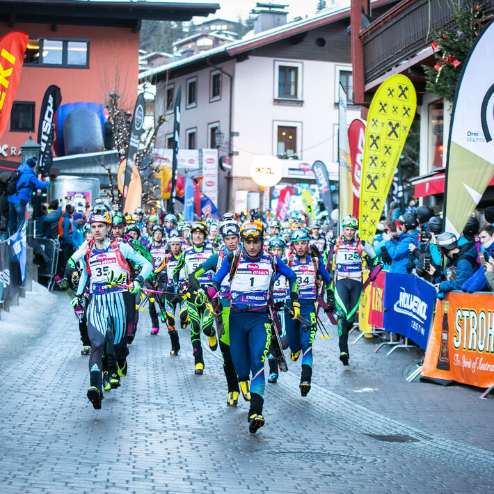 Mountain Attack 2020 - Start | © Wildbild