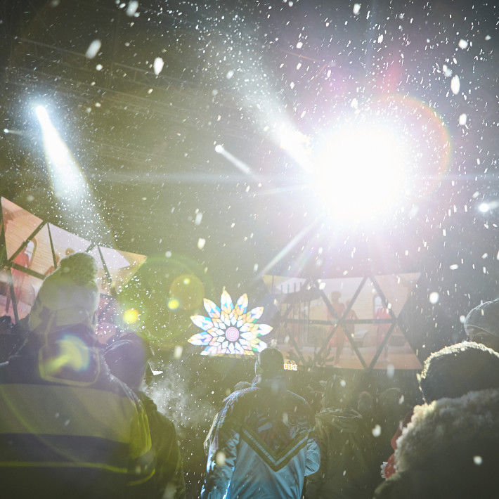 Rave on Snow 2017 | © Daniel Roos
