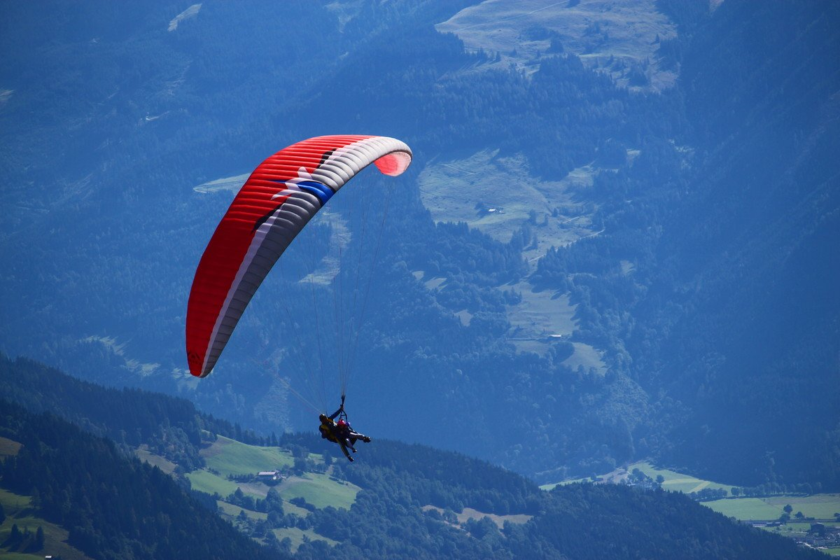 Air-Star Paragliding | Infrastructure in Saalbach Hinterglemm