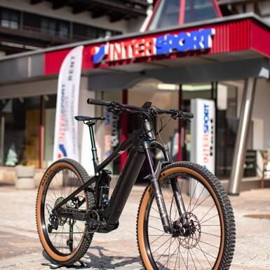 Bike Hire Infrastructure In Saalbach Hinterglemm