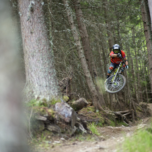 Bike Types Summer Activities Saalbach Hinterglemm