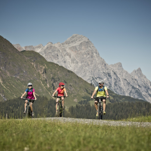 Mountainbiking in Saalbach | © saalbach.com, Mirja Geh