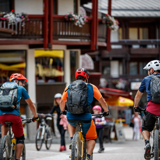 Mountainbiking in Saalbach | © saalbach.com, Erwin Haiden