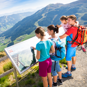 Home Trail in Saalbach | © TVB Saalbach Hinterglemm, Tom Bause