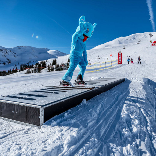Funslopes in Saalbach Hinterglemm | © Christian Riefenberg - qparks