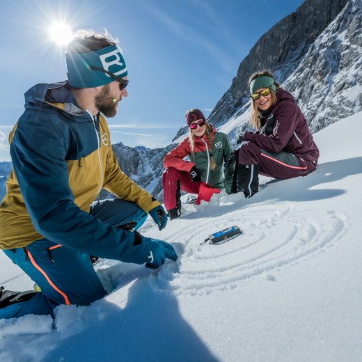 Freeride Safety | © ORTOVOX / Hansi Heckmair