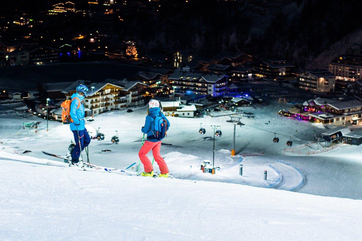 Saalbach - Hinterglemm: Single-Skiurlaub - Skireisen fr