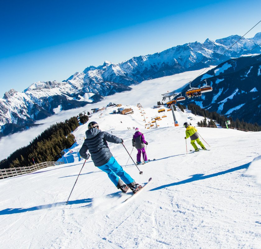 Bildergebnis für saalbach skigebiet