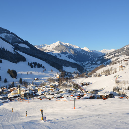 walking distance | © saalbach.com