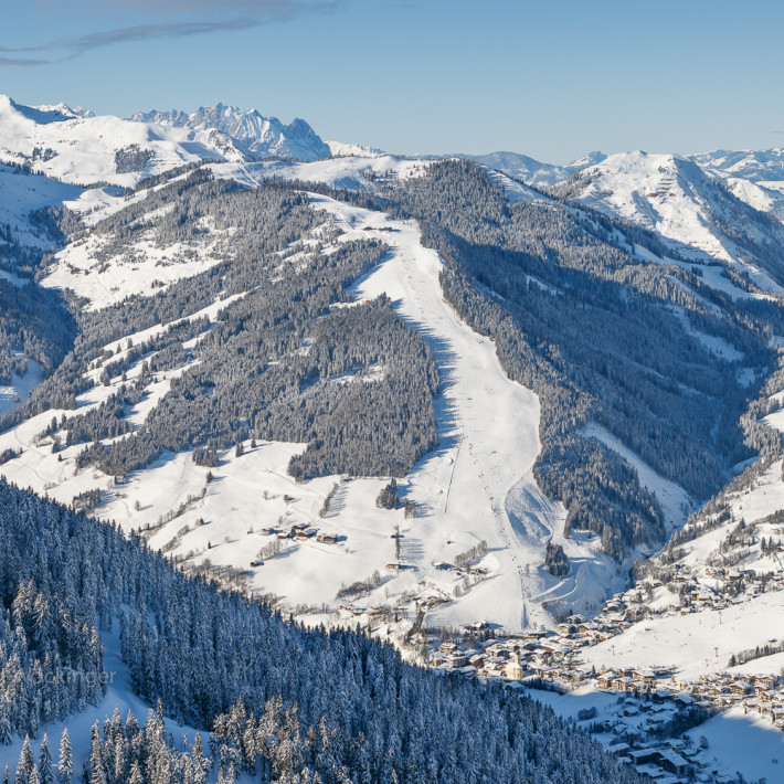 Landschaft Winter | © saalbach.com , Christian Wöckinger