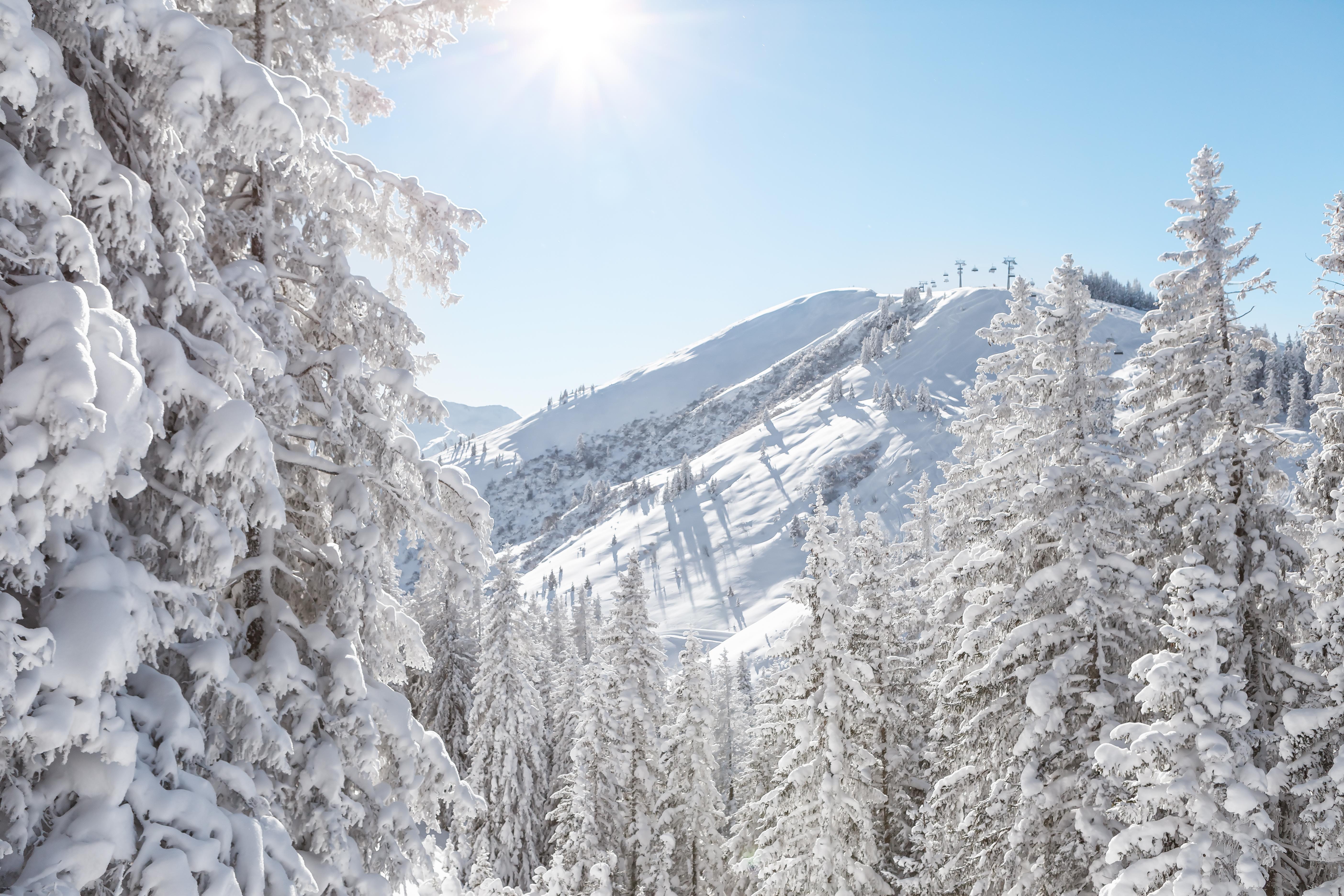 Schneeprognose Weihnachten 2019.Schnee Prognosen Saalbach Hinterglemm