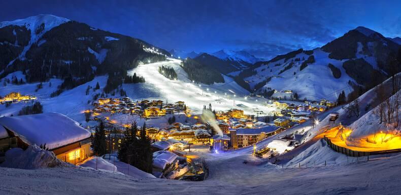 Skigebiet 214 Sterreich Skicircus Saalbach Hinterglemm