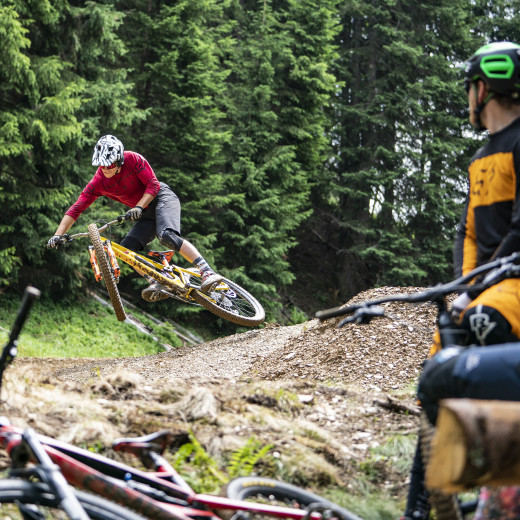 Watch closely and improve your skills | © saalbach.com, Stefan Voitl