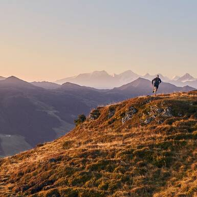Trailrunning im Home of Lässig | © Daniel Roos