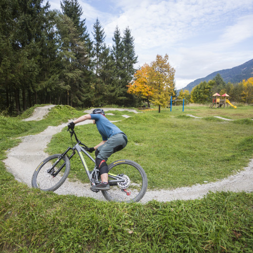 From the Z-Line to the pumptrack | © Heiko Mandl