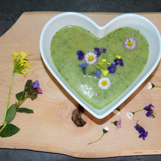 Our Soup for Maundy Thursday | © Susanne Mitterer