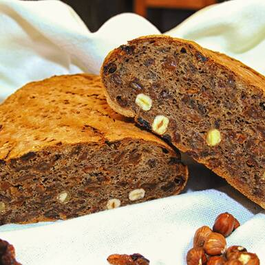 Kathi's Christmas fruit loaf | © Edith Danzer