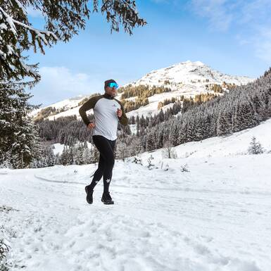 Ready for a Winter Trailrun?