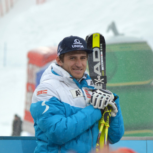 2015 double winner Matthias Mayer