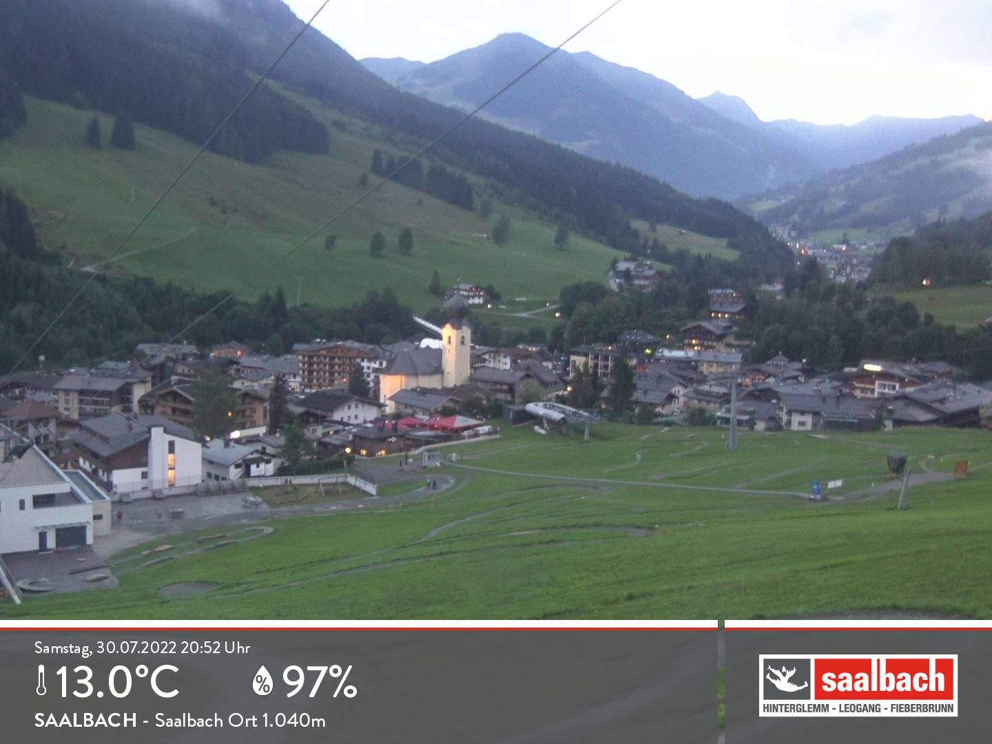 Webcam <br><span>Webcam Saalbach Hinterglemm</span>