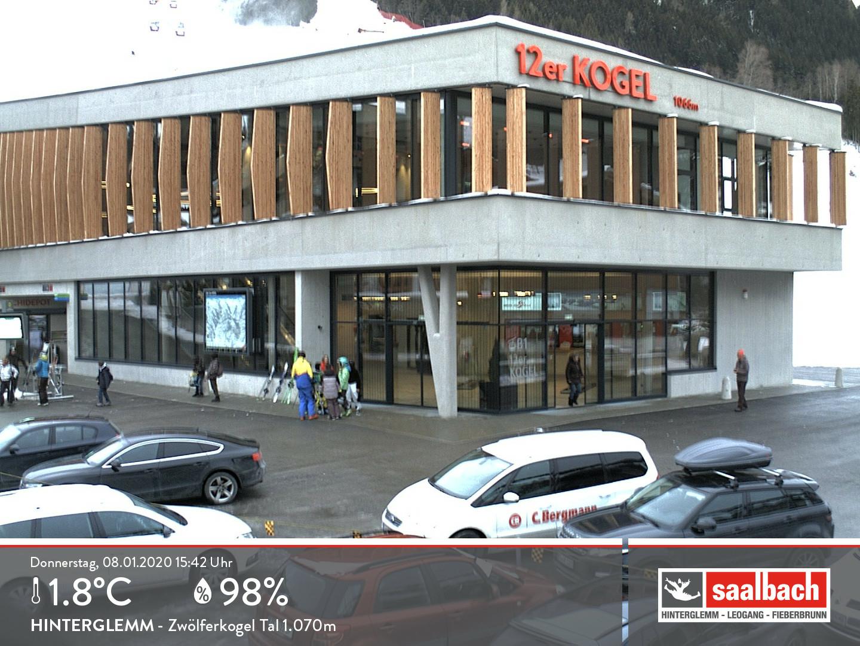 Saalbach Hinterglemm Web Cam