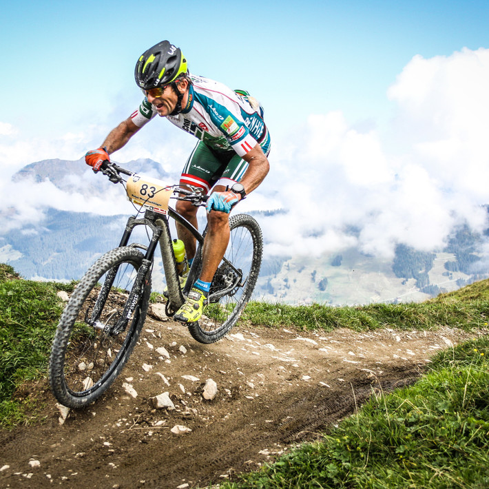 World Games of Mountainbiking | © Tourismusverband Saalbach Hinterglemm